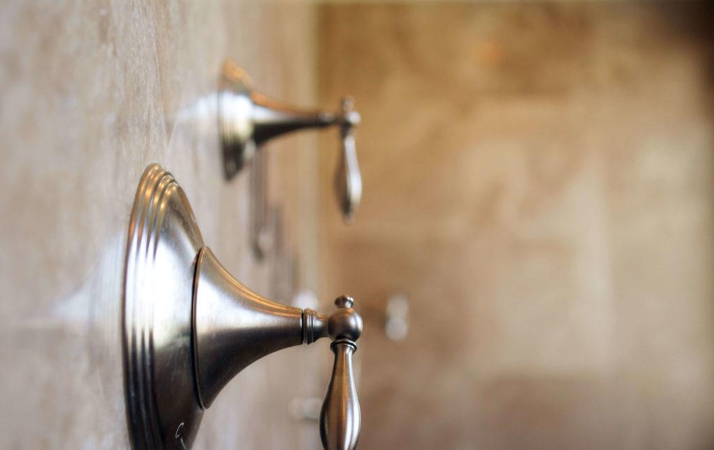 new shower handles