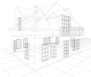 House architectural plan