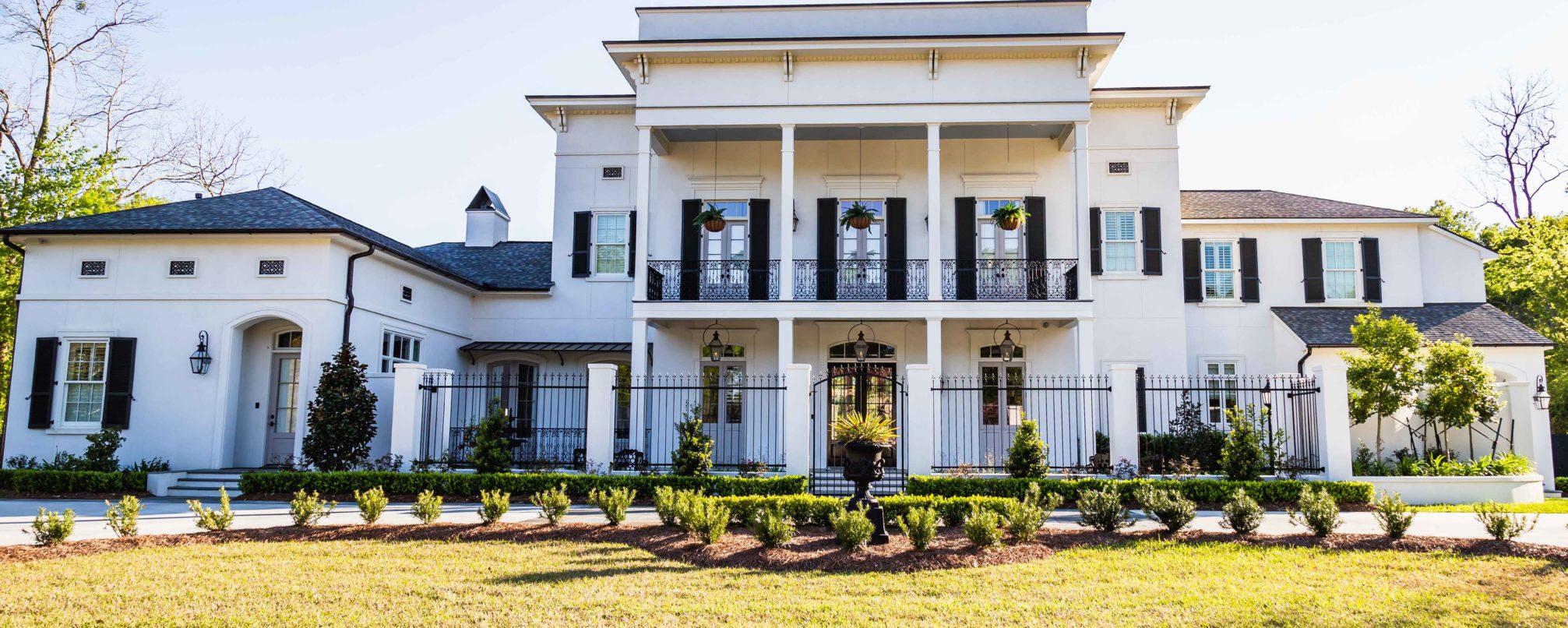 Luxury Custom Home Builder Baton Rouge Thomas Building Company